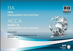 FIA Foundations in Management Accounting   FMA Passcards 2012 2013 PDF
