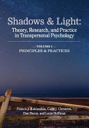 Shadows and Light (Volume 1