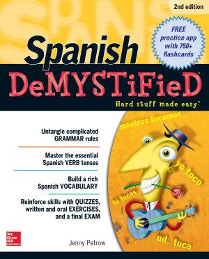 Spanish DeMYSTiFieD  Second Edition PDF
