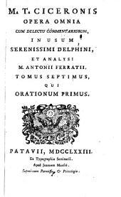 Opera omnia, cum delectu commentariorum, in usum Delphini: Volume 7