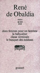 Théâtre: Volume5