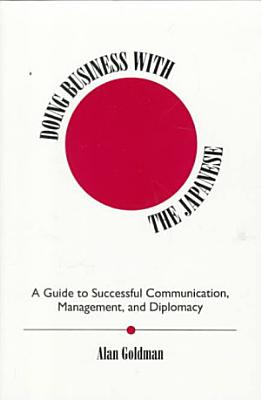 Doing Business with the Japanese PDF