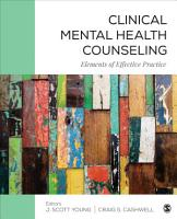 Clinical Mental Health Counseling PDF