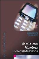 Mobile and Wireless Communications PDF