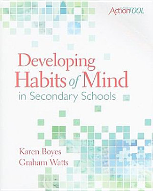 Developing Habits of Mind in Secondary Schools PDF