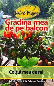 Grădina mea de pe balcon