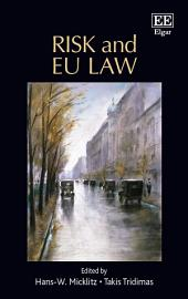 Risk and EU law