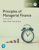 Principles of Managerial Finance  Global Edition