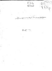 Cántico el mas sublime de la escritura o Cántico de cánticos de Salomón: explicado segun el sentir de los Santos Padres y Expositores católicos ...