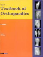 Kalava s Textbook of Orthopaedics PDF