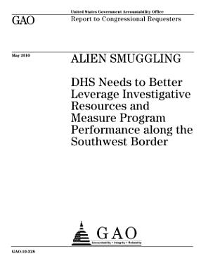 Alien Smuggling PDF