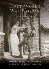 First World War Britain: 1914–1919