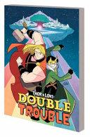 Download Thor   Loki  Double Trouble Gn Tpb  Sdos  Book