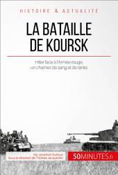 La bataille de Koursk: Hitler face à l'Armée rouge, un charnier de sang et de métal