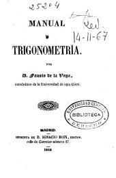 Manual de trigonometría