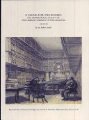 'A Clock for the Rooms': The Horological Legacy of the Library Company of Philadelphia