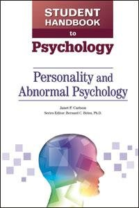 Personality and Abnormal Psychology