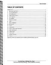 Sawtooth National Forest (N.F.), Sun Valley Resort (Bald Mountain) 2005 Master Plan, Phase 1 Projects: Environmental Impact Statement