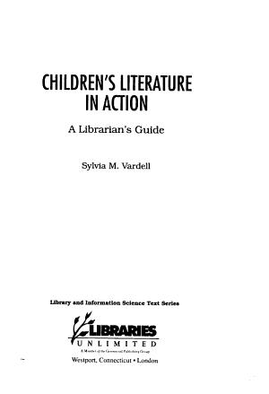 Children s Literature in Action PDF