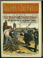 The Bradys and the Chinese Dwarf; Or, the