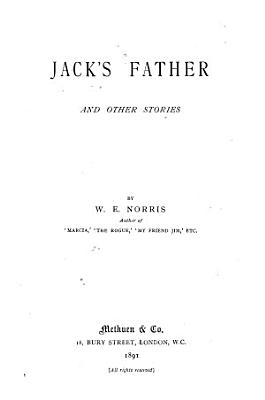 Jack's Father and Other Stories