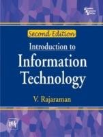INTRODUCTION TO INFORMATION TECHNOLOGY: Edition 2