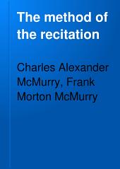 The method of the recitation