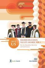 2015 U S  Higher Education Faculty Awards  Vol  1 PDF