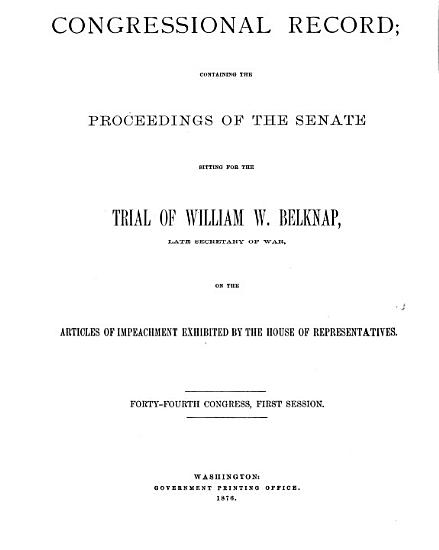 Congressional Record PDF