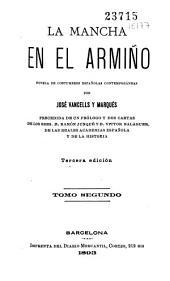 La Mancha en el armiño: novela de costumbres españolas contemporáneas
