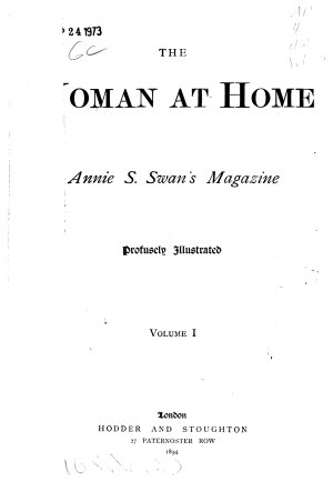 The Woman at Home PDF