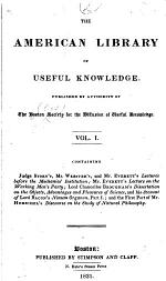 The American Library of Useful Knowledge