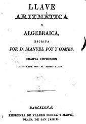 Llave aritmética y algebraica