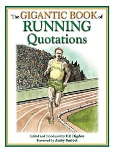 The Gigantic Book of Running Quotations Book