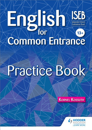 English for Common Entrance 13  Practice Book PDF