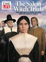 TIME LIFE the Salem Witch Trials PDF