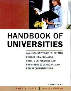 Handbook of Universities PDF