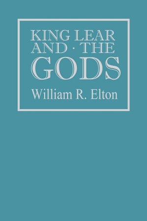 King Lear and the Gods PDF