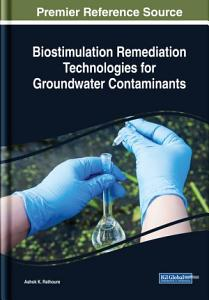 Biostimulation Remediation Technologies for Groundwater Contaminants