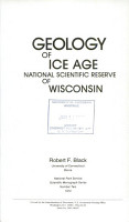 Geology of Ice Age National Scientific Reserve of Wisconsin PDF