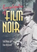Encyclopedia of Film Noir PDF