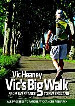 Vic's Big Walk