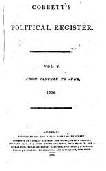 Cobbett S Political Register Book PDF