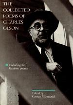 The Collected Poems of Charles Olson