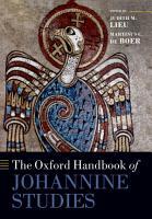 The Oxford Handbook of Johannine Studies PDF