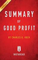 SUMMARY OF GOOD PROFIT PDF