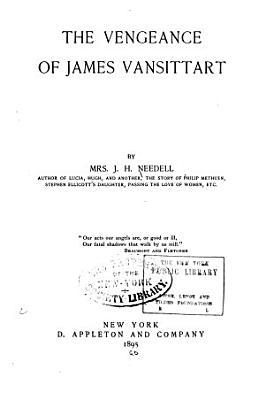 The Vengeance of James Vansittart