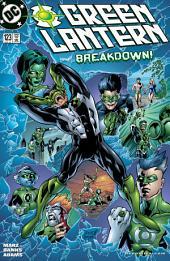 Green Lantern (1994-) #123