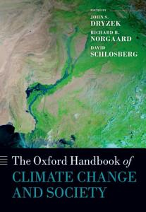 The Oxford Handbook of Climate Change and Society Book