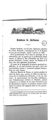 Tombeau de Jordaens